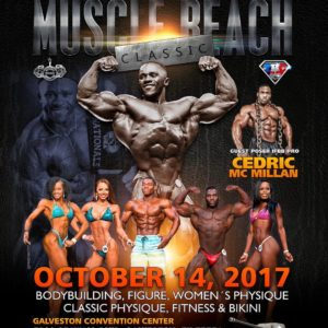 NPC Muscle Beach Classic @ Galveston Convention Center | Galveston | Texas | United States