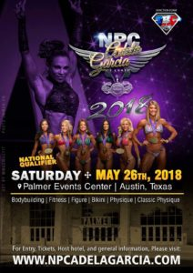 NPC Adela Garcia Classic @ Palmer Events Center | Austin | Texas | United States
